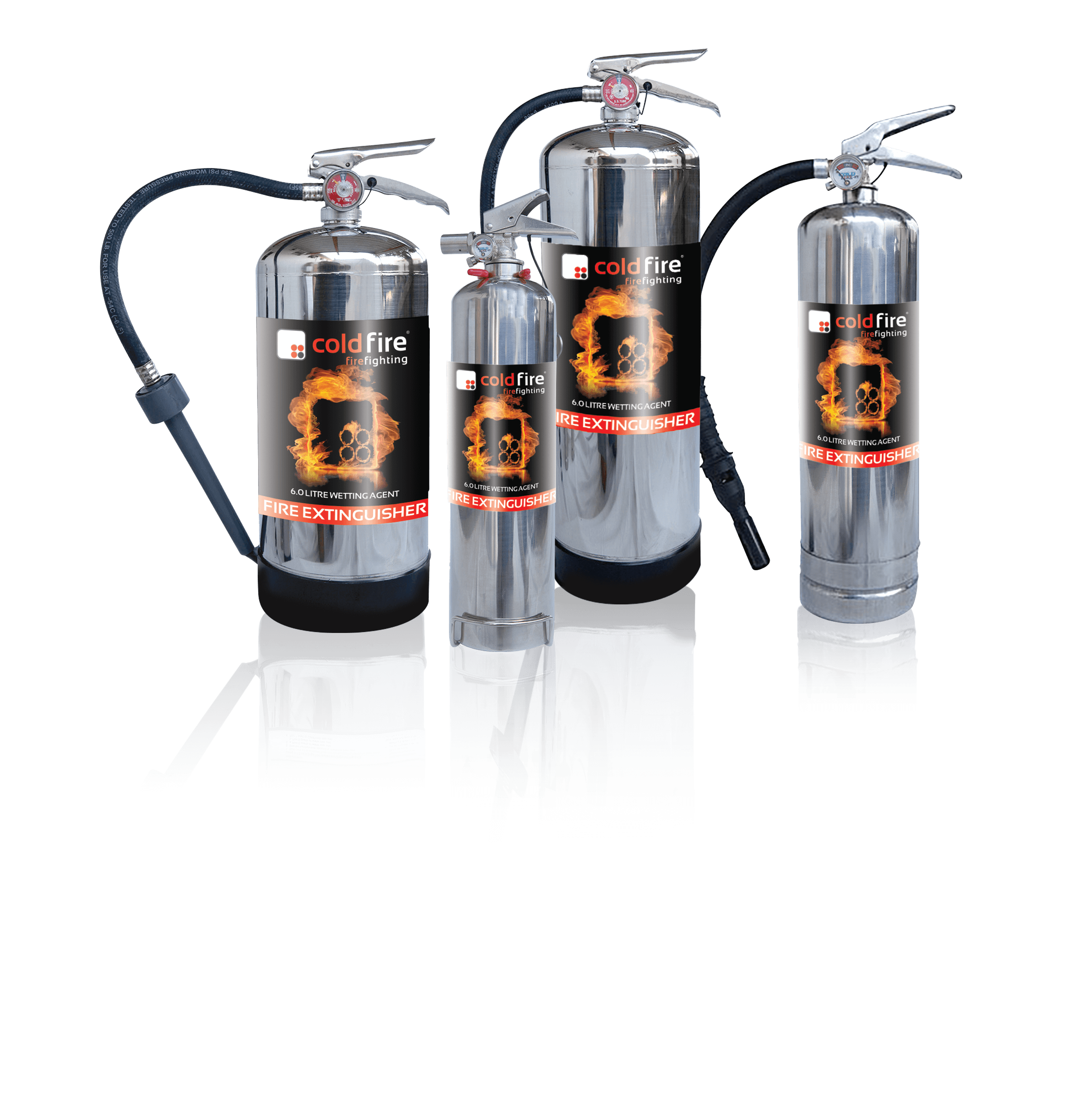 coldfire® firefighting products