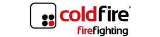 Coldfire® fire fighting logo