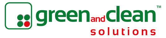 greenandclean eco-friendly logo